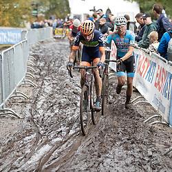 13-10-2019: Cycling: Superprestige Cyclocross: Gieten <br />Maik van der Heijden