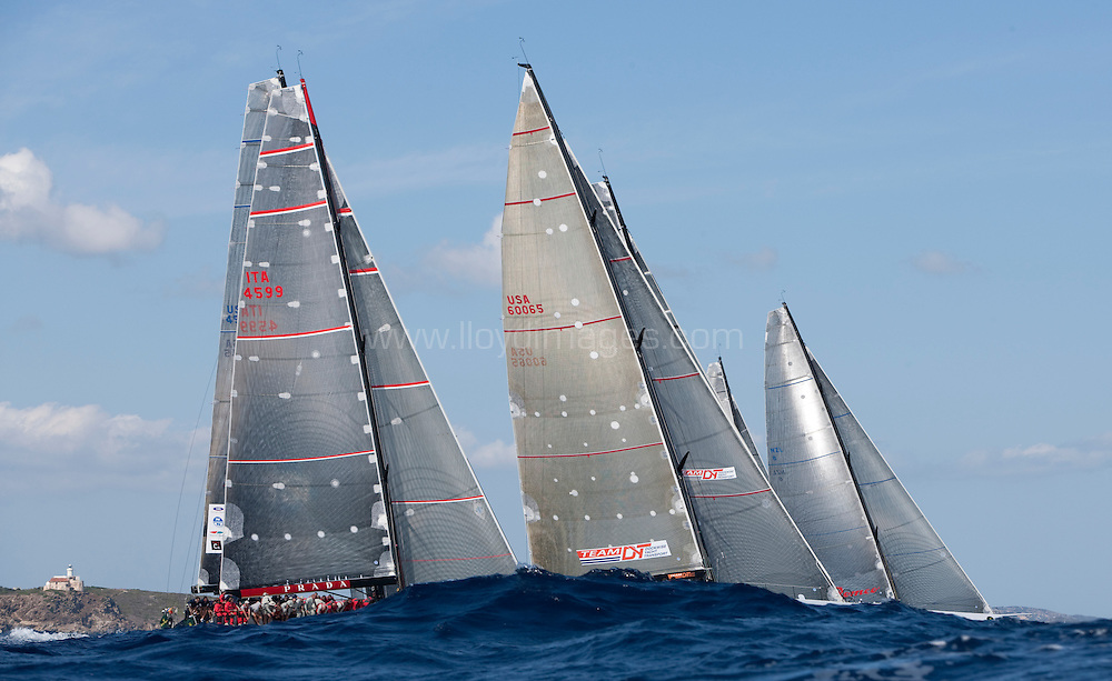 8th September 2009. Rolex Maxi Worlds 2009.Costa Smeralda YC. Sardinia. Italy..Picture shows ...Please credit all pictures: Mark Lloyd/Lloyd Images