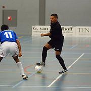 ZVV Hilversum - FC Marlene, Mounir Benerroua