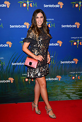Amber Le Bon attending the premiere of Cirque du Soleil's Totem, in support of the Sentebale charity, held at the Royal Albert Hall, London.