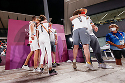 Guery Jerome, BEL, Quel Homme De Hus, 311, Team Belgium<br /> Olympic Games Tokyo 2021<br /> © Hippo Foto - Stefan Lafrentz<br /> 07/08/2021