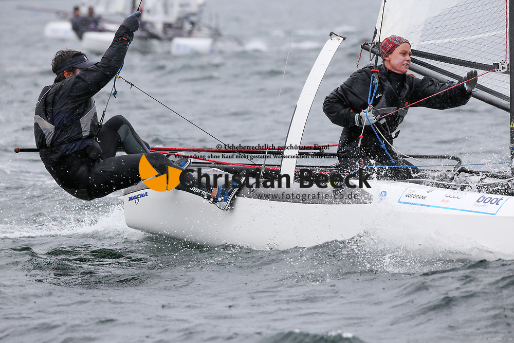 , Kiel - Kieler Woche 20. - 28.06.2015, Nacra 17 - BRA 116 - Mirsky, Andre
