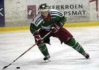 Ishockey<br /> GET-Ligaen<br /> 08.01.08<br /> Askerhallen<br /> Frisk Asker - Storhamar<br /> Chris Abbott<br /> Foto - Kasper Wikestad