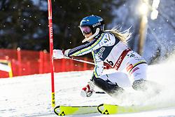 February 8, 2019 - Are, Sweden - LISA HORNBLAD of Sweden competes in the women's combination during the FIS Alpine World Ski Championships. (Credit Image: © Daniel Stiller/Bildbyran via ZUMA Press)