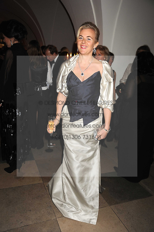 COUNTESS MANFREDIE DELLA GHERARDESCA at Chaos Point - a fashion show from Viienne Westwood's Gold Label Collection in aid of the NSPCC at The Banqueting House, London SW1 on 18th November 2008.