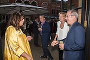 LADY NAIPAUL; LORD ANDREW LLOYD WEBBER; LADY WEBBER; BEN, V & A Summer party. South Kensington. London. 22 June 2016