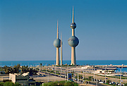 Kuwait Towers RESERVED USE - NOT FOR DOWNLOAD -  FOR USE CONTACT TIM GRAHAM