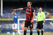 Bournemouth midfielder Dan Gosling (4) during the Premier League match between Everton and Bournemouth at Goodison Park, Liverpool, England on 26 July 2020.