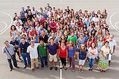Fotografia professorat Montessori-Palau 2013-2014