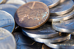 Nickels and Pennies Macro