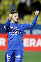 Joie Bastia / Julian PALMIERI - 04.02.2015 - Monaco / Bastia - 1/2Finale Coupe de la Ligue<br />Photo : Sebastien Nogier / Icon Sport