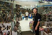 Shoe Vendor - Gyeongju - South Korea