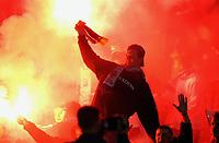 Fotball<br /> Kvalifisering til EM 2004<br /> 11.10.2003<br /> Bosnia v Danmark 1-1<br /> Norway Only<br /> Foto: Digitalsport<br /> <br /> Fans