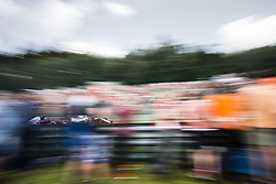 August 27, 2017 - Spa, Belgium - 55 SAINZ Carlos from Spain of team Toro Rosso and 18 STROLL Lance from Canada of Williams F1 during the Formula One Belgian Grand Prix at Circuit de Spa-Francorchamps on August 27, 2017 in Spa, Belgium. (Credit Image: © Xavier Bonilla/NurPhoto via ZUMA Press)