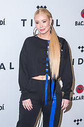 Iggy Azalea attends TIDAL X: Brooklyn at Barclays Center of Brooklyn on October 17, 2017 in New York City. (Photo by Joe Russo / imageSPACE).