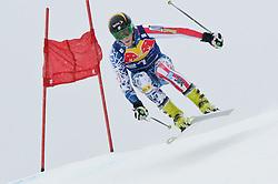 20.01.2011, Hahnenkamm, Kitzbuehel, AUT, FIS World Cup Ski Alpin, Men, Training, im Bild // Steven Nyman (USA) // during the men´s downhill training run at the FIS Alpine skiing World cup in Kitzbuehel, EXPA Pictures © 2011, PhotoCredit: EXPA/ S. Zangrando