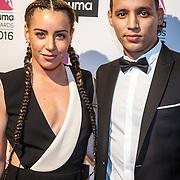 NLD/Hilversum/20160215 - Buma Awards 2016, Brahim Fouradi en .......