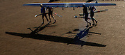 2005 FISA World Cup, Dorney Lake, Eton, ENGLAND, 24.05.05. .Pictures of the boat house and from the boat house balcony over the course and area in front of the boathouse. Photo  Peter Spurrier.  email images@intersport-images...[Mandatory Credit Peter Spurrier/ Intersport Images] , Rowing Courses, Dorney Lake, Eton. ENGLAND