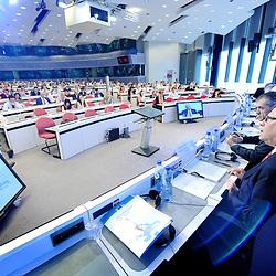 Brussels , Belgium , 18 June 2013 - Brussels Economic Forum 2013 - Towards a genuine economic and monetary union - Fiscal and economic union © EU - Patrick Mascart