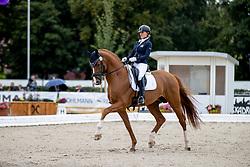 Balciunaite Urte, LTU, Valverdi<br /> World Championship Young Horses Verden 2021<br /> © Hippo Foto - Dirk Caremans<br />  28/08/2021