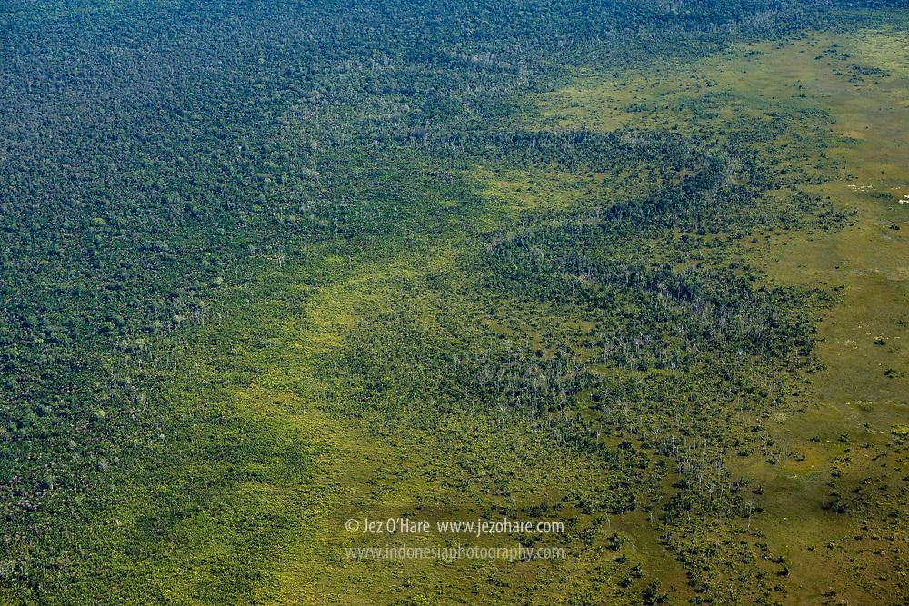 North of Kokonao, Mimika, Papua, Indonesia