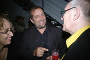 Kjetil Thorsenat,Party hosted by Sir Richard and Lady Ruth Rogers at their house in Chelsea  to celebrate the extraordinary achievement of completing this year's Pavilion  by Olafur Eliasson and Kjetil Thorsenat at the Serpentine.  13 September 2007. -DO NOT ARCHIVE-© Copyright Photograph by Dafydd Jones. 248 Clapham Rd. London SW9 0PZ. Tel 0207 820 0771. www.dafjones.com.