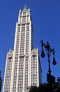 Woolworth Building, Broadway, Manhattan, New York