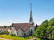 Parafia Miłosierdzia Bożego w Augustowie – rzymskokatolicka parafia leżąca w dekanacie Augustów - św. Bartłomieja Apostoła.
