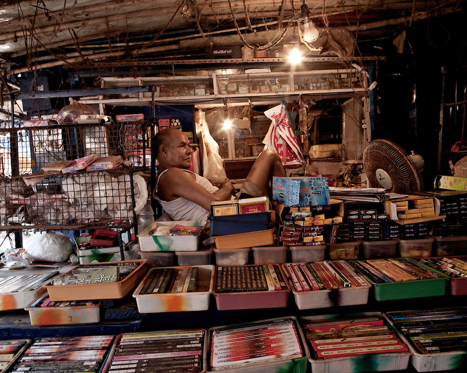 Shop Keeper in India