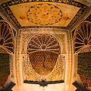 Built in 1590 during the reign of Sultan Murad III (1574-1593), this fountain is ornately decorated with popular motifs of the time and region, including the peacock, tulips, carnations, and flowering plum branches. The Tiled Kiosk was commissioned by Sultan Mehmed II in 1472 and is one of the oldest buildings in Istanbul. It features Ottoman civil architecture, and was a part of the Topkapı Palace outer gardens. It was used as the Imperial Museum between 1875 and 1891 before the collection moved to the newly constructed main building. It was opened to public in 1953 as a museum of Turkish and Islamic art, and was later incorporated into the Istanbul Archaeology Museum. The Istanbul Archaeology Museums, housed in three buildings in what was originally the gardens of the Topkapi Palace in Istanbul, Turkey, holds over 1 million artifacts relating to Islamic art, historical archeology of the Middle East and Europe (as well as Turkey), and a building devoted to the ancient orient.