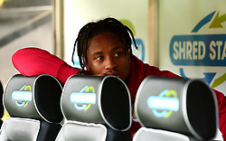 Bobby Reid of Bristol City arrives at Carrow Road for the Sky Bet Championship fixture against Norwich City - Mandatory by-line: Robbie Stephenson/JMP - 23/09/2017 - FOOTBALL - Carrow Road - Norwich, England - Norwich City v Bristol City - Sky Bet Championship