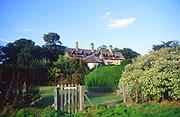 AMHK3D How Hill Trust house Norfolk England
