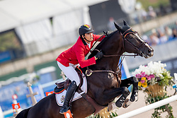 Philippaerts Nicola, BEL, Chilli Willi<br /> World Equestrian Games - Tryon 2018<br /> © Hippo Foto - Dirk Caremans<br /> 23/09/2018