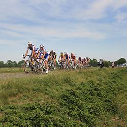 Op de stenen rond Vriezenveen tijdens de 59e ronde van Overijssel