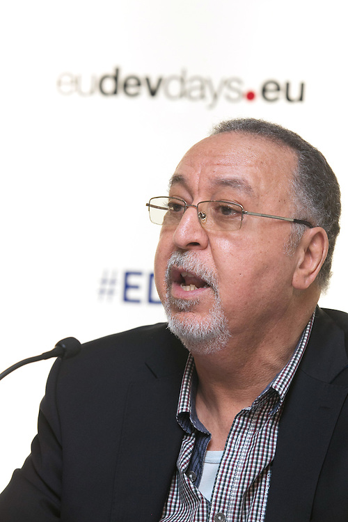 03 June 2015 - Belgium - Brussels - European Development Days - EDD - Food - Small-scale farming and sustainable food systems - Abdelghani Sourji<br /> Senior Consultant, Agriculture and Rural Development, Caritas © European Union