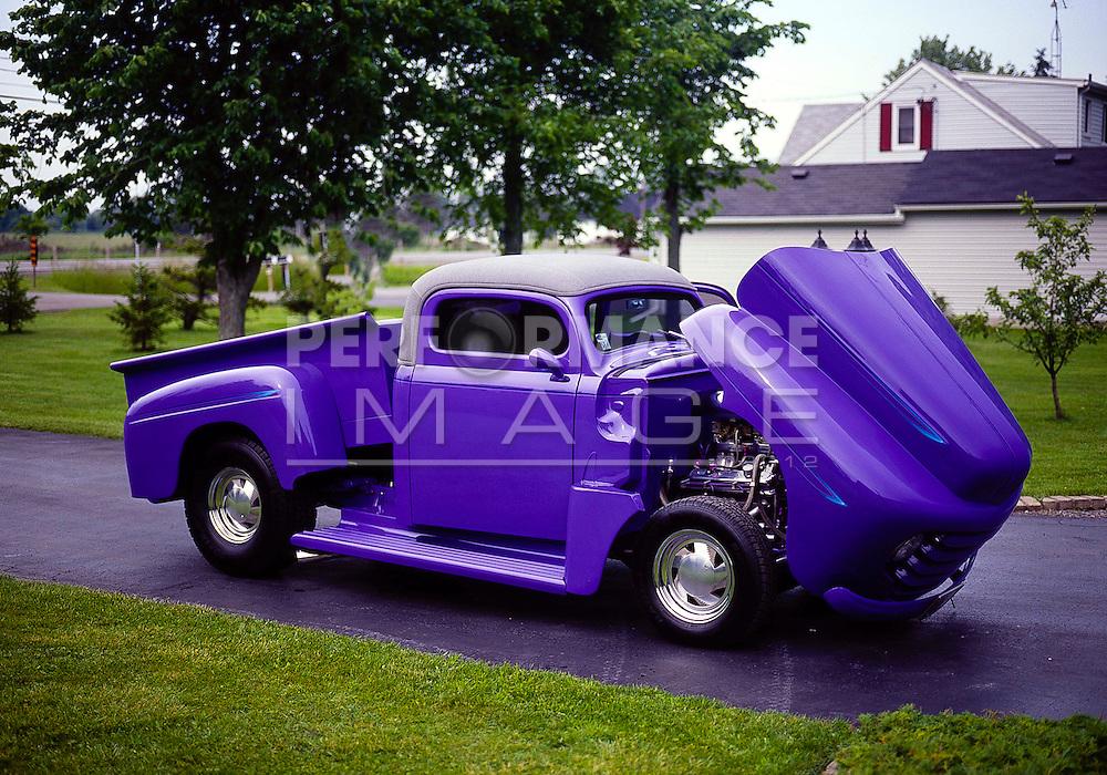 1948 Ford Mercury Custom Pick Up