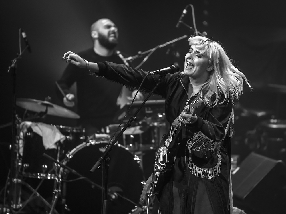 Faroese singer-songwriter Eivør at Iceland Airwaves