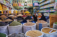 Iran, province de Kerman, Kerman, End to End Bazaar // Iran, Kerman province, Kerman, End to End bazaar