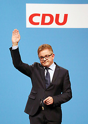 08.03.2016, Stadthalle K3N, Nuertingen, GER, Baden Wuerttemberg, Wahlkampf CDU, im Bild CDU Spitzenkadidat Guido Wolf // during a campaign event for the Baden Wuerttemberg CDU (Christian Democratic Union) parliamentary elections in Stadthalle K3N in Nuertingen, Germany on 2016/03/08. EXPA Pictures © 2016, PhotoCredit: EXPA/ Eibner-Pressefoto/ Fudisch<br /> <br /> *****ATTENTION - OUT of GER*****