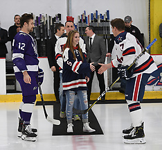 2018-11-03 Robert Morris Men's Hockey vs. Niagara