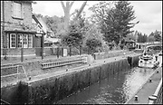 Maidenhead, Berkshire, United Kingdom, Friday, 21/05/2021, General View, Boulters Lock, Ray Mill Island,  River Thames, Thames Valley, [Mandatory Credit; Pete Spurrier],