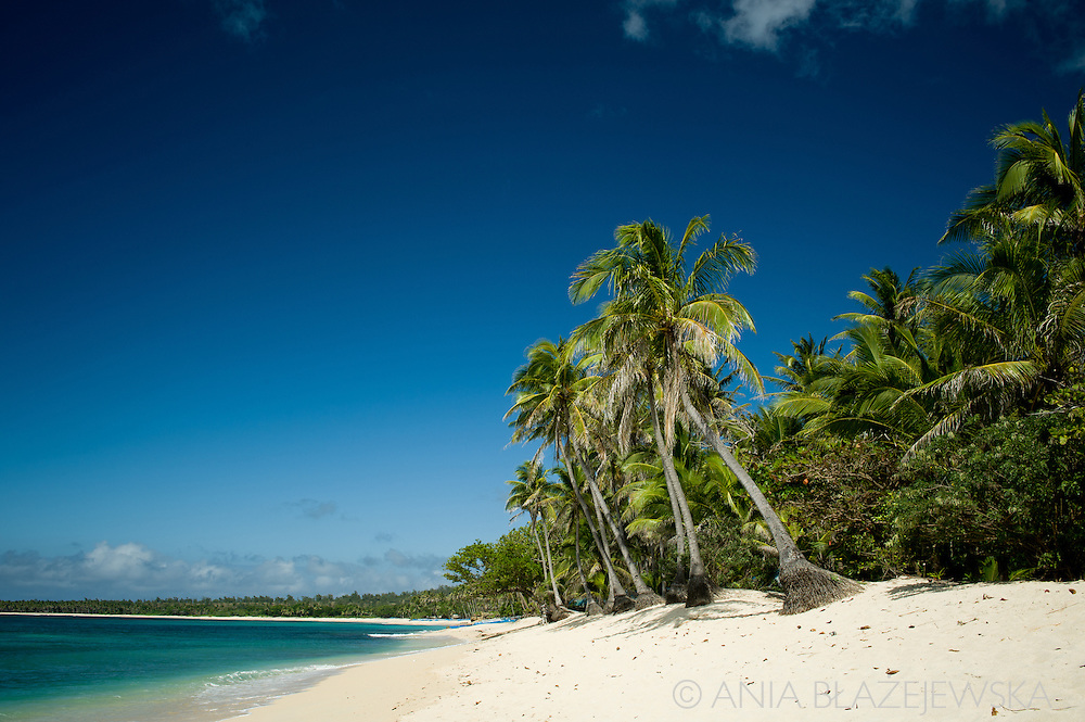 Tropical beach in Pagudpud.<br /> Ilocos Sur and Ilocos Norte are the Filipino provinces situated on Luzon Island and famous for heritage town of Vigan, windmills of Bangui, white sand beach of Pagudpud not to mention former president Marcos, who was born there.