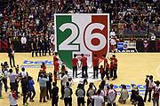 DESCRIZIONE : Milano Lega A 2014-2015 EA7 Emporio Armani Milano Dolomiti Energia Trento<br /> GIOCATORE : Panoramica<br /> CATEGORIA : Panoramica Pregame<br /> SQUADRA : EA7 Emporio Armani Milano<br /> EVENTO : Campionato Lega A 2014-2015<br /> GARA : EA7 Emporio Armani Milano Dolomiti Energia Trento<br /> DATA : 20/10/2014<br /> SPORT : Pallacanestro<br /> AUTORE : Agenzia Ciamillo-Castoria/EnricoRossi<br /> GALLERIA : Lega Basket A 2014-2015<br /> FOTONOTIZIA : Milano Lega A 2014-2015 EA7 Emporio Armani Milano Dolomiti Energia Trento<br /> PREDEFINITA :