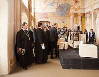 Stift Altenburg - Ausstellungseröffnung 1714