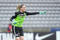 Solene Durand  - 20.12.2014 - PSG / Montpellier - 14eme journee de D1<br /> Photo : Andre Ferreira / Icon Sport