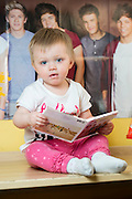 YOUNGEST 1D FAN EVER- ALSO HAS RAREST CANCER EVER...<br /> <br /> EXCLUSIVE BY AMANDA REVELL WALTON/EXCLUSIVEPIX<br /> <br /> AT the tender age of just two-years-old little Avah Davies must hold the title of being the country's youngest ever One Direction fan.<br /> <br />  <br /> For the pretty blonde toddler starts dancing whenever she hears the music of  the world-famous boy band - and is entranced whenever she sees them on the telly.<br /> <br />  <br /> Her favourite t-shirt has a picture of the band on it, and she loves nothing better than playing with her 1D dollies, and snuggling up in her 1D duvet cover at night.<br /> <br /> But the words of the boy band's hit single 'Live While We're Young' are particularly poignant to little Avah.<br /> <br /> For Avah has a two-in-one,  never-seen-before 'hybrid' cancer - a cancer so rare it is believed to be the only known case - not only in the UK - but in the entire world.<br /> <br /> And, as if this wasn't heartbreaking enough, genetic tests have shown Avah has TWO 'exceedingly rare' genetic defects.<br /> <br /> This means she is not only at risk of the 'hybrid' cancer returning - but is at 'high risk' of developing ANY OTHER CANCERS - AT ANY TIME.<br /> <br /> <br /> In the words of her doting parents , Avah is 'a ticking cancer time bomb' who is living under - not just one - but 'two cancer clouds'.<br /> <br /> Mum and dad Charlene and Eoin Davies are determined to enjoy every minute they have with their adorable little girl.<br /> <br /> They have just compiled a 'Wish List' for Avah to help make as many happy memories with their daughter as possible.<br /> <br /> As Avah has loved 1D from hearing their music for the first time, it's not surprising that top of her list is to meet the band, who are just about to embark on their 'Where We Are' World Tour.<br /> <br /> The band themselves are great supporters of Cancer Research UK and are donating £200,000 of their ticket sales to the Stand Up To Cancer Campaign.