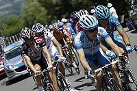 Sykkel<br /> Tour de France 2006<br /> Foto: Dppi/Digitalsport<br /> NORWAY ONLY<br /> <br /> CYCLING - UCI PRO TOUR - TOUR DE FRANCE 2006 - 21/07/2006 <br />                           <br /> STAGE 18 - MORZINE > M†CON - LEVI LEIPHEIMER (USA) / GEROLSTEINER