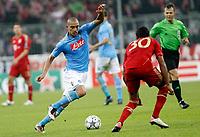 "GOKHAN INLER Napoli, Luiz GUSTAVO Bayern<br /> MONACO  02/11/2011 STADIO ""ALLEANZ ARENA""<br /> FOOTBALL CALCIO CHAMPIONS LEAGUE 2011/2012<br /> BAYERN MUNCHEN MONACO VS NAPOLI NAPLES<br /> FOTO PARTENOPRESS\INSIDEFOTO"