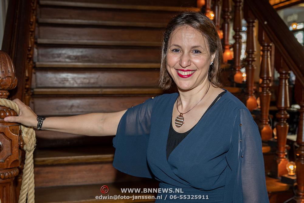 NLD/Amsterdam/20190630 - Paneldiscussie The Good Terrorist,, Fatima Ezzarhouni
