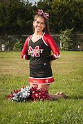 Marist High School 2015 Poms Photography. Chicago, IL. Chris Pestel Photographer